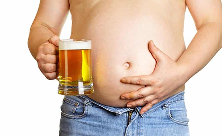 La cerveza engorda | Mitos de la cerveza