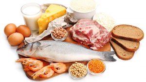 proteinas cuanto consumir al dia