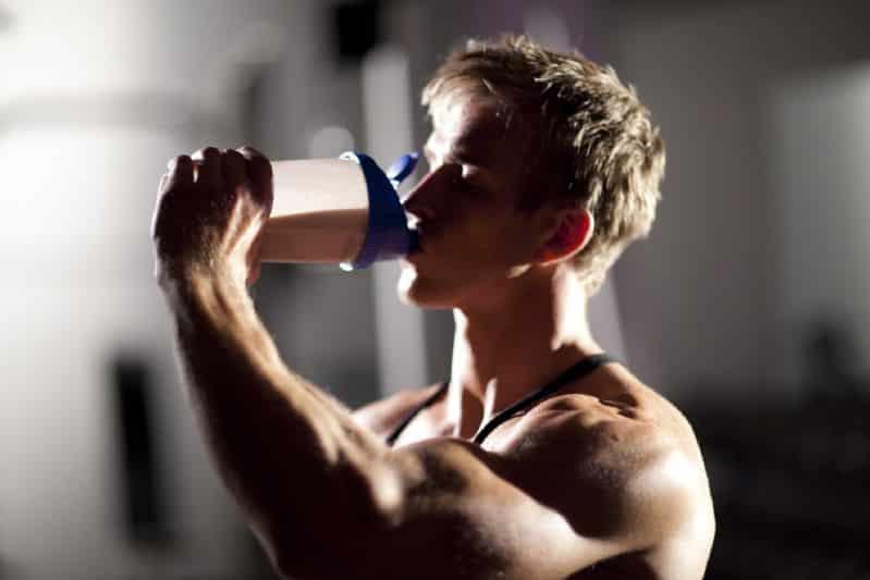 Whey Protein Beneficios Efectos secundarios
