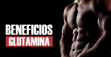 Beneficios de la Glutamina