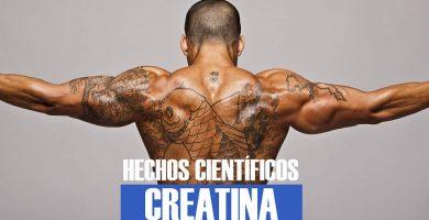 Hechos científicos Creatina Monohidratada