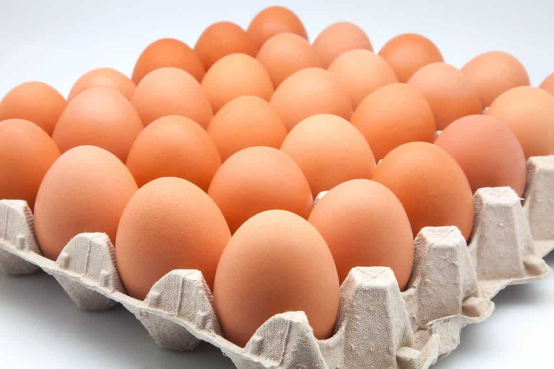 Huevo para rejuvenecer la piel