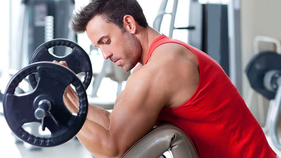 Rutina hipertrofia ganar masa muscular