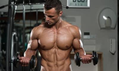 mejores ejercicios con mancuernas para agrandar tus musculos volumen