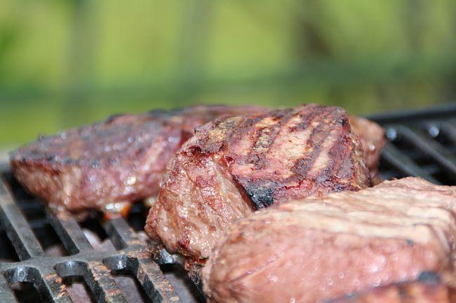 Alimentos Ricos en Vitamina B y sus beneficios Carne