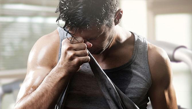 Sudor por ejercicio quema grasa