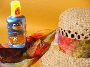 Protector solar lucir hermosa sin maquillaje