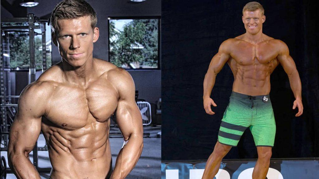 Rutina y dieta de nick olsen ganar masa muscular