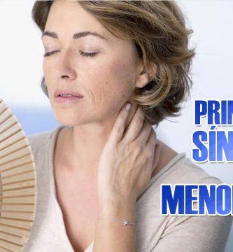 principales síntomas de la menopausia