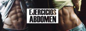 Ejercicios para abdomen hombre y mujer