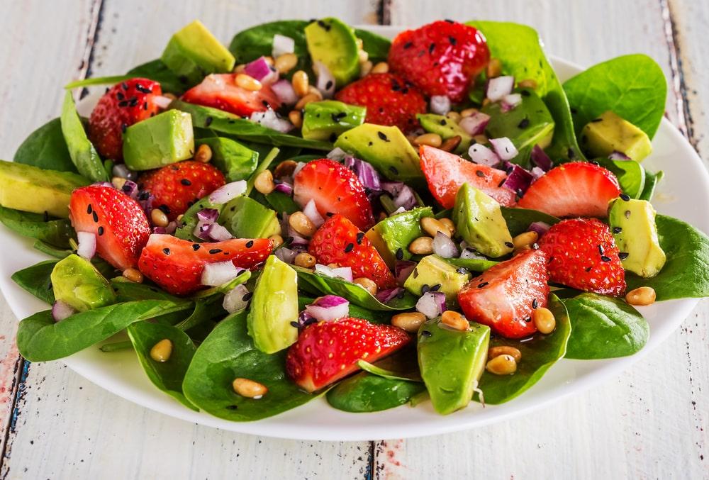 3 recetas de ensaladas exquisitas y muy nutritivas - Diferentes ensaladas de lechuga ...