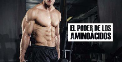 Suplementación aminoácidos esenciales