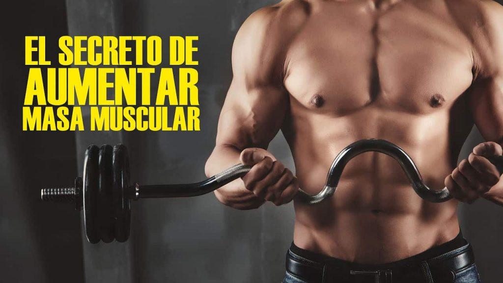 Consejos y tips para aumentar masa muscular