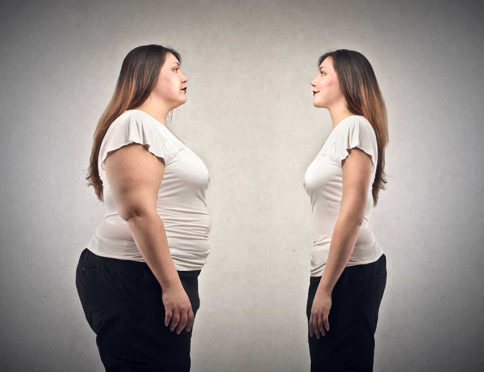 Cómo bajar de peso en una semana