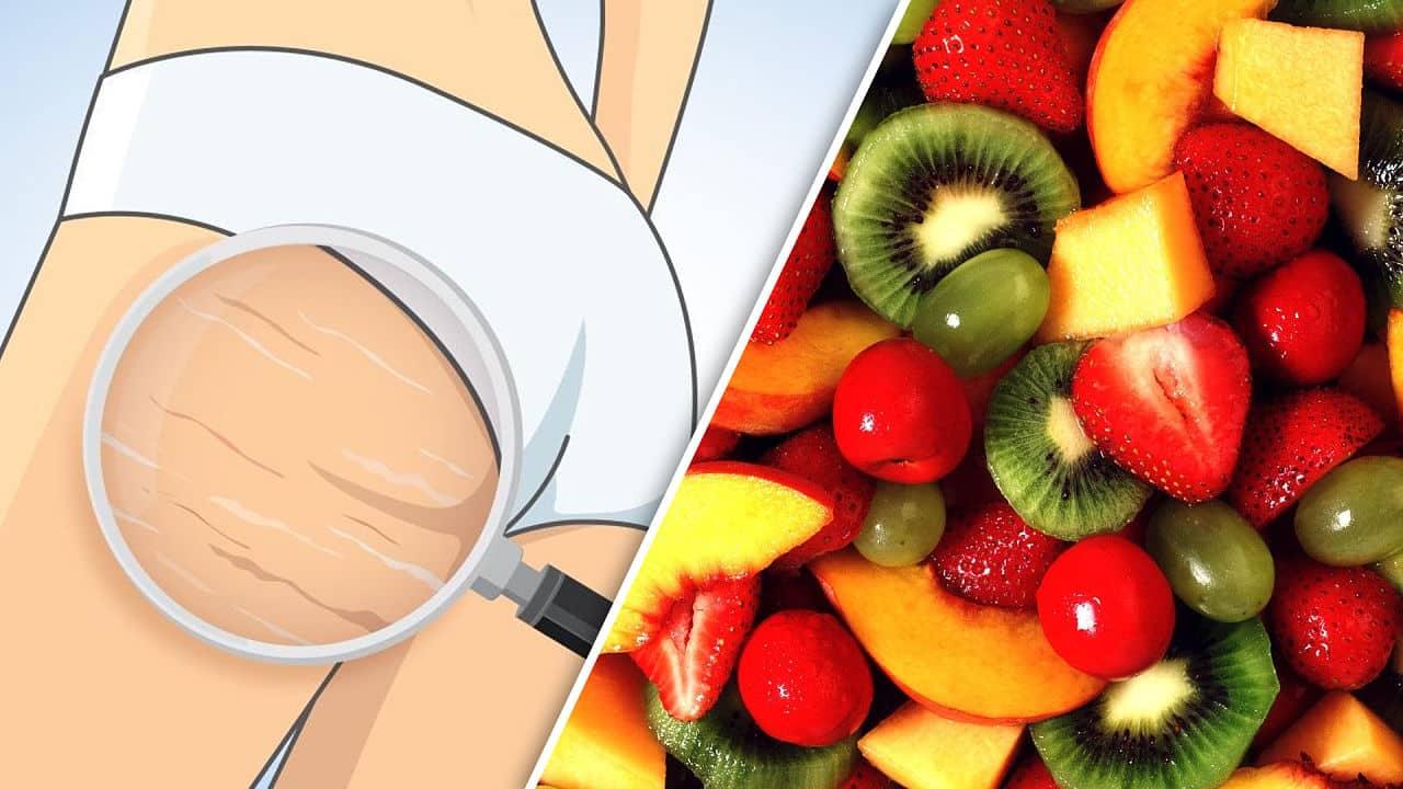 ¿Cómo quitar las estrías? 10 alimentos que te ayudarán