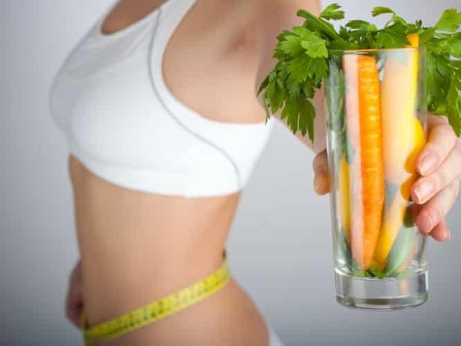 Cómo bajar de peso rapidísimo dieta y ejercicio