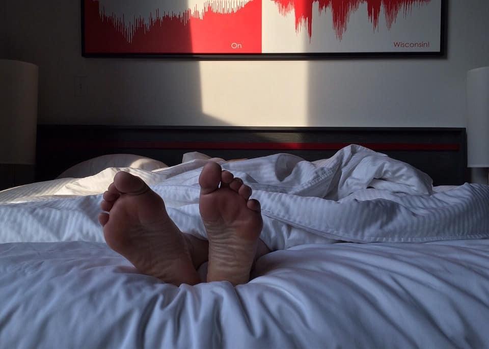 Dormir para aumentar masa muscular