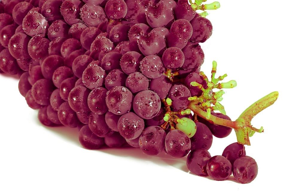 Uva | Remedios caseros para las estrías