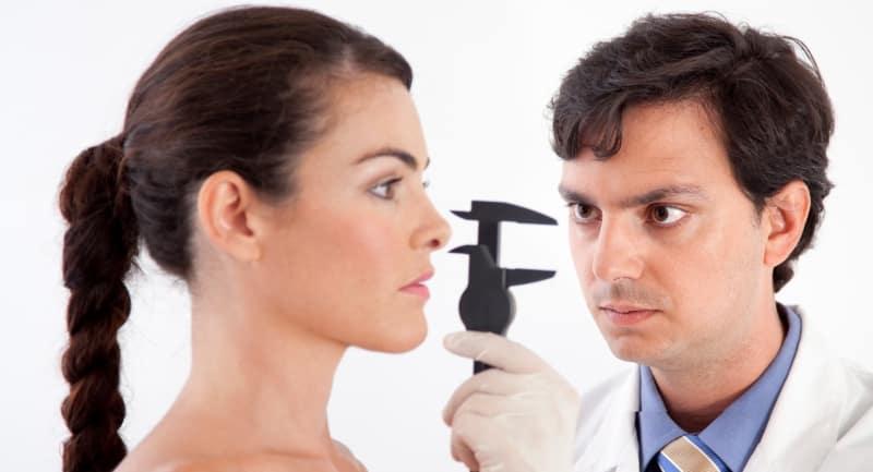 Especialista cirugia de nariz