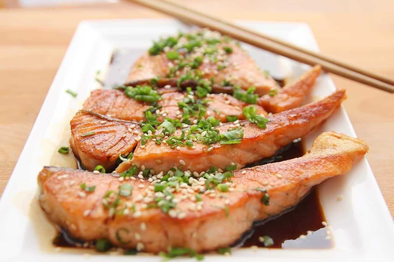 alimentos para diabéticos pescados