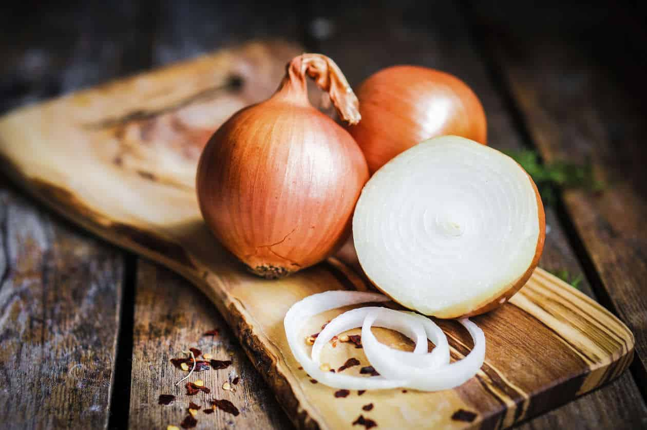 Cebollas y acido urico
