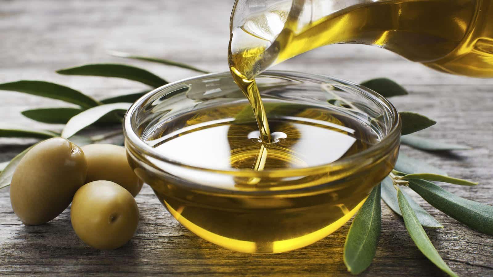 El beneficioso Aceite de Oliva