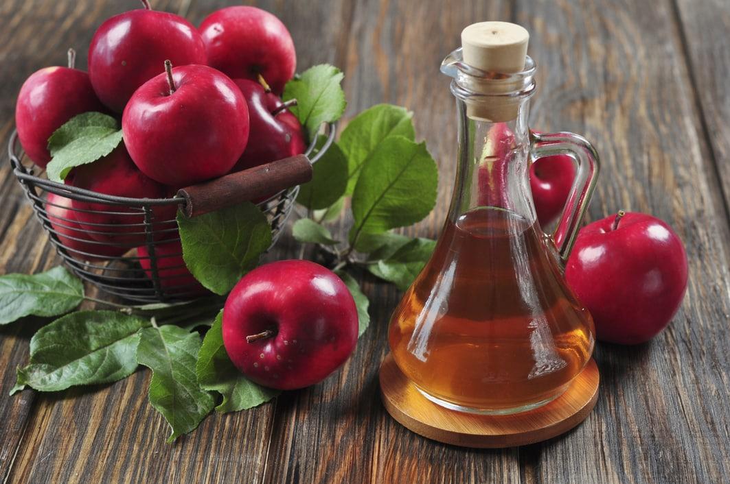 Vinagre de Manzana remedios caseros para las varices