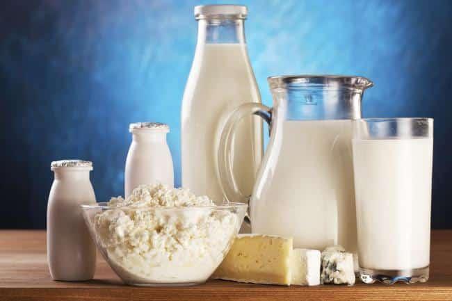 Lacteos para bajar el acido urico