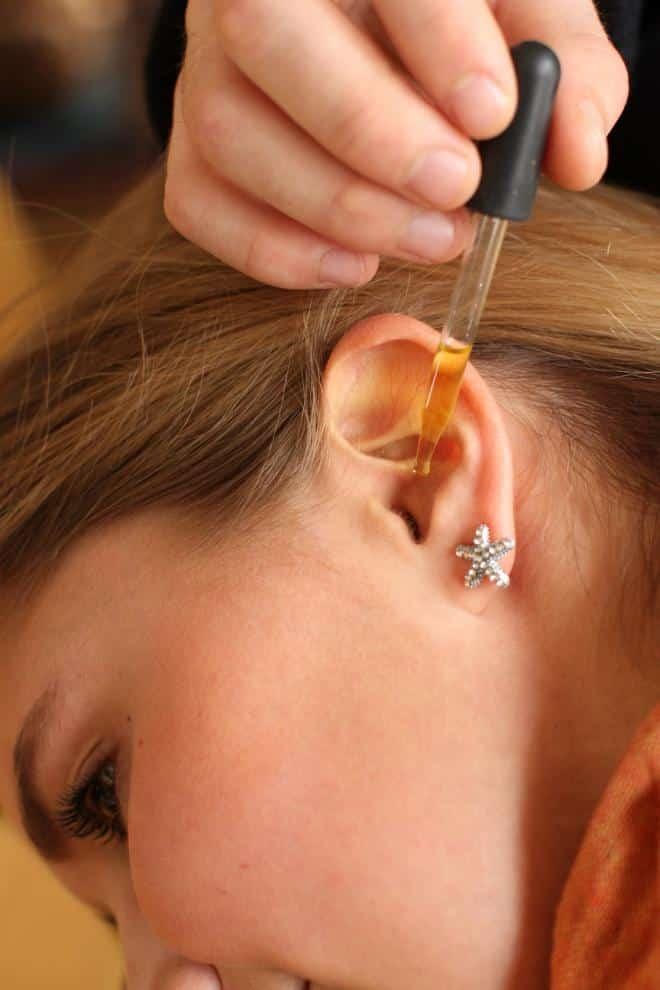 Remedios caseros para dolor de oído aceites naturales