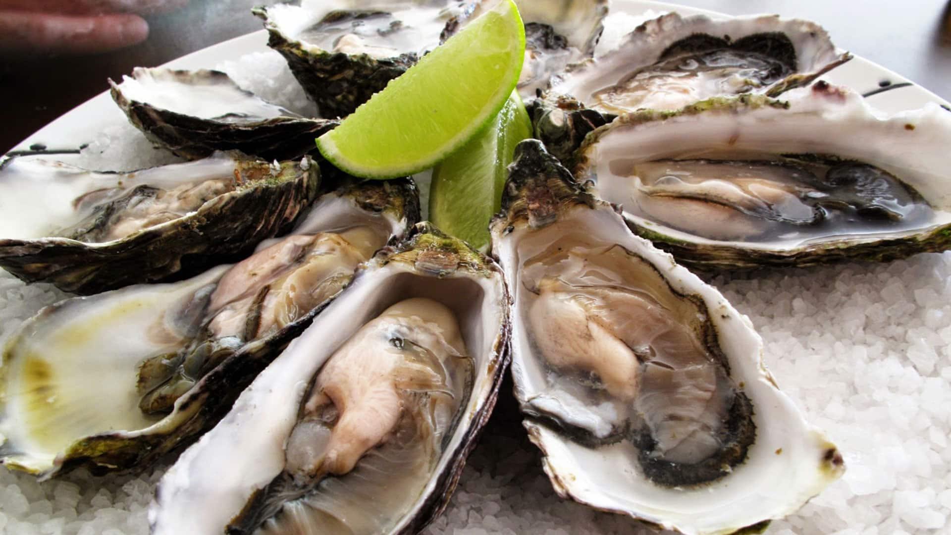 Alimentos para aumentar la testosterona granada ostras