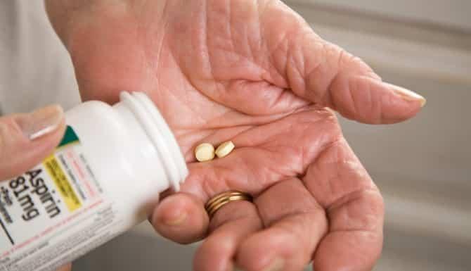 Beneficios de la aspirina para la salud