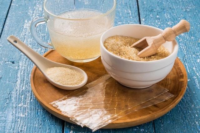 Beneficios de la grenetina, principales usos y propiedades
