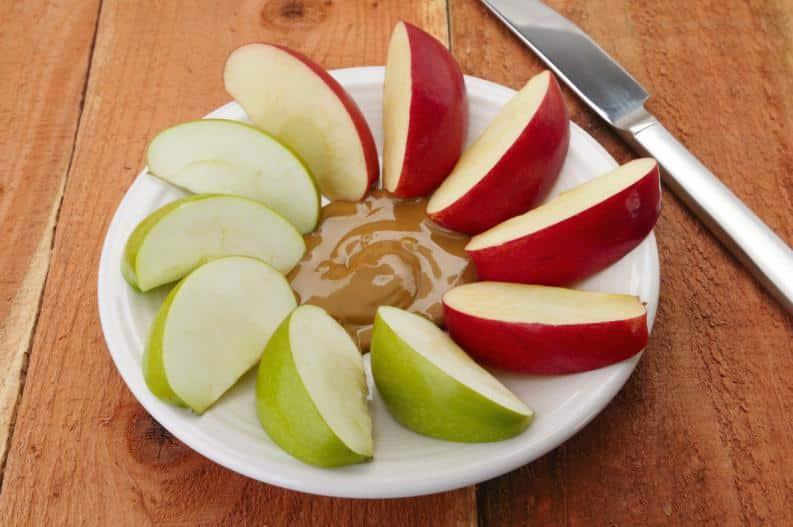 Cómo consumir manzana verde