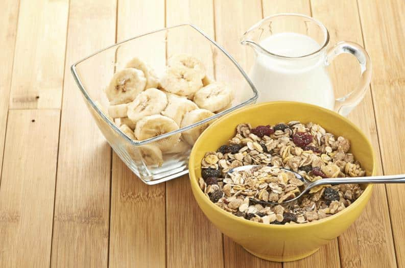 beneficios de la granola Facilita la digestion