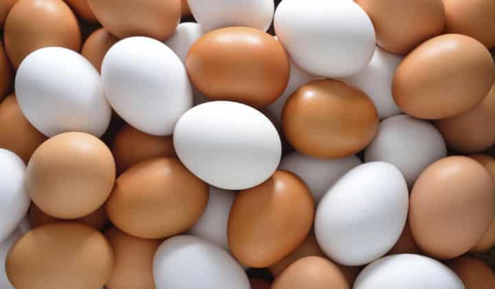 Huevo para aumentar masa muscular