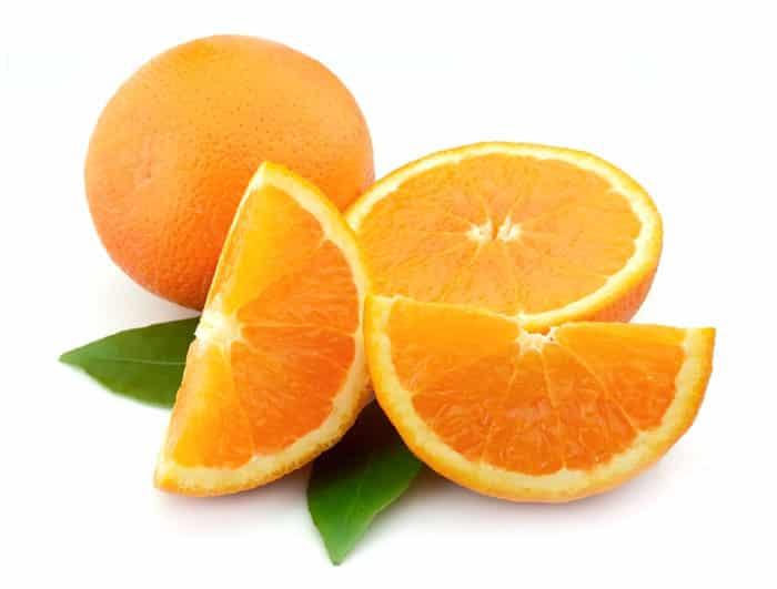 alimentos para prevenir el cancer Naranja