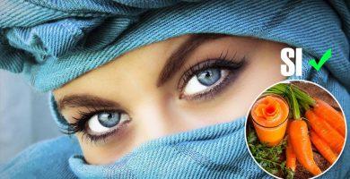 alimentos para mejorar la vista