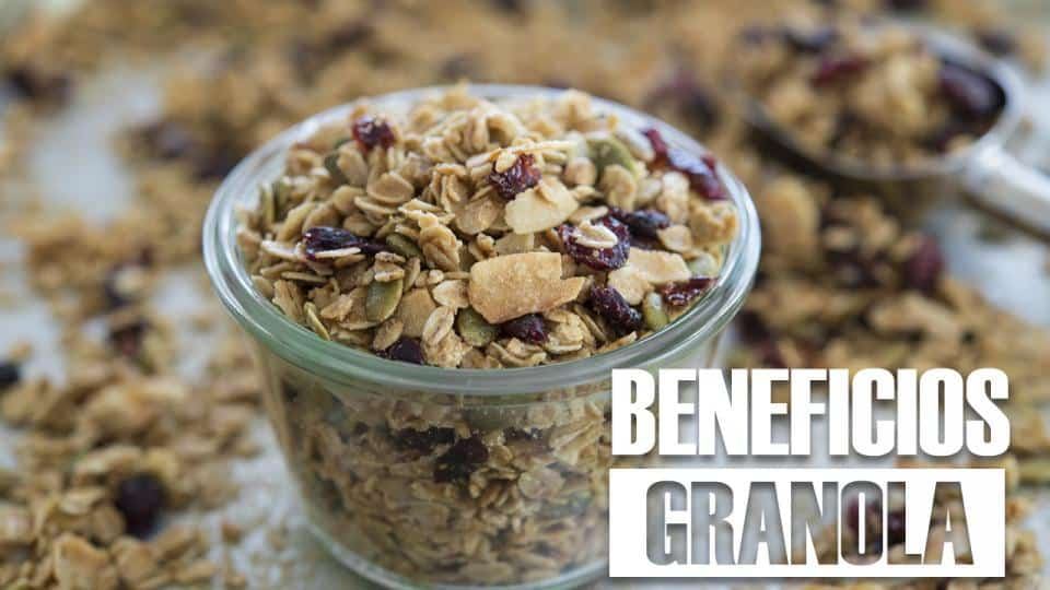 beneficios de la GRANOLA 28
