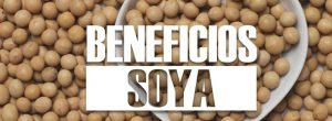 beneficios de la SOYA