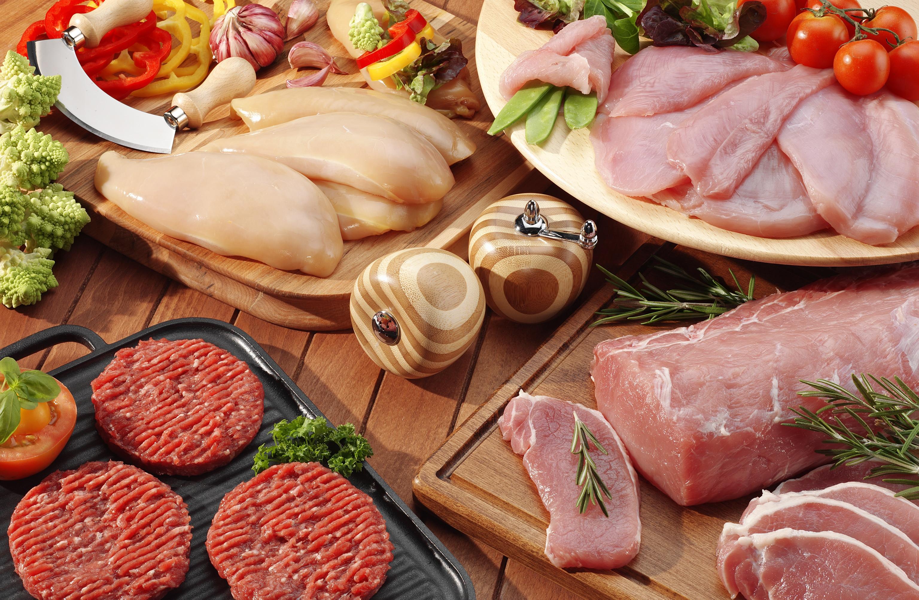 Carne alimentos para bajar la panza