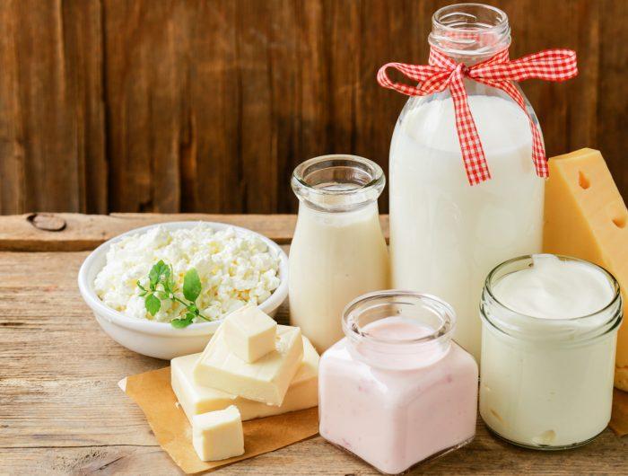 alimentos para fortalecer los huesos lacteos
