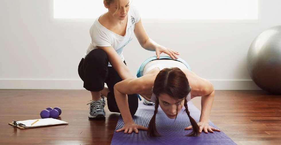 Pilates en fisioterapia