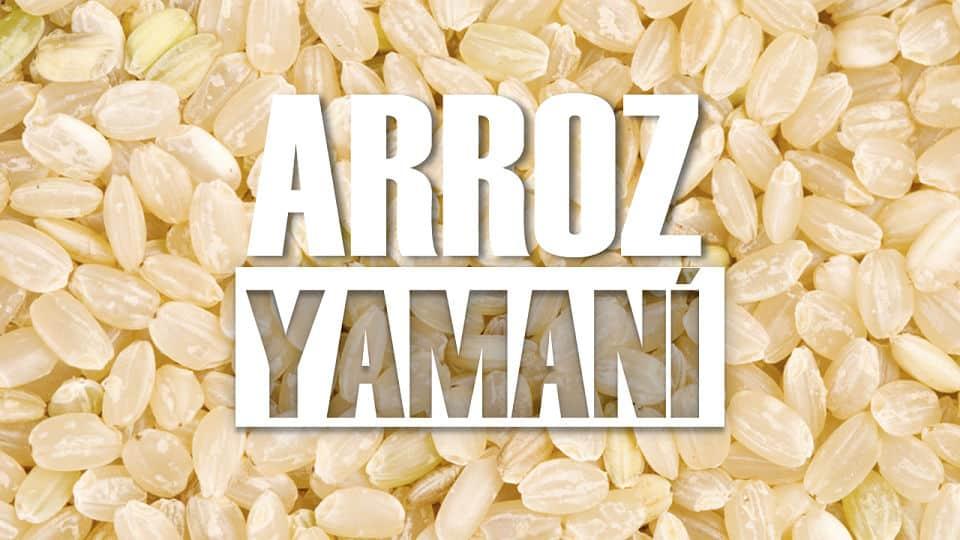 arroz yamaní