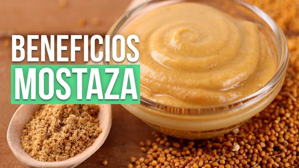 Beneficios de la mostaza