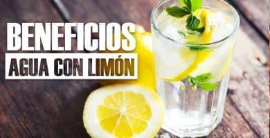 Beneficios del Agua tibia con limón en ayunas