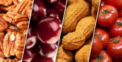Alimentos con bajo índice glucémico