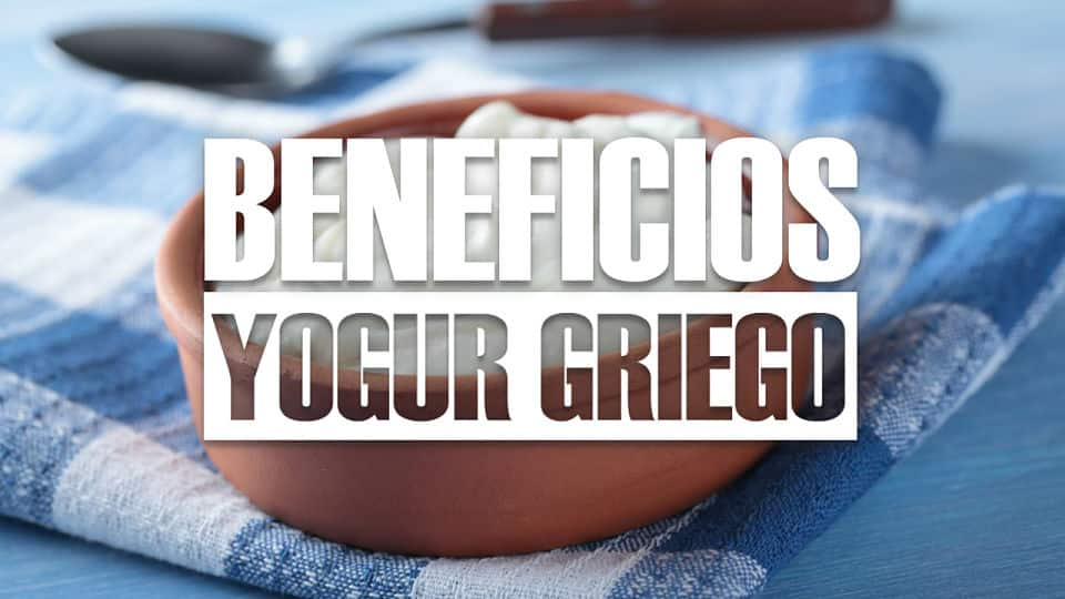 beneficios del yogurt griego