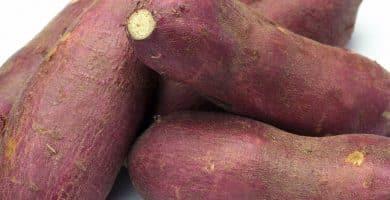 para qué sirve la batata