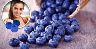 beneficios de las blueberries