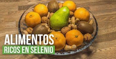 ALIMENTOS ricos en selenio | Alimentos con selenio